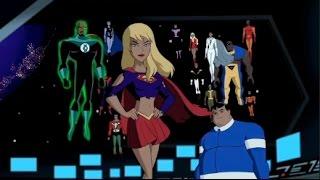 Supergirl Saves Brainiac