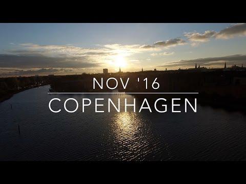 COPENHAGEN BY DRONE
