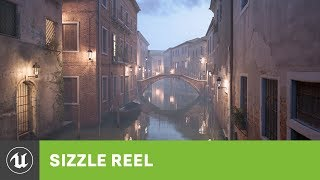 GDC 2019 Features Reel | Unreal Engine