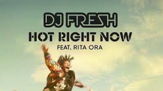 DJ Fresh Ft. Rita Ora - Hot Right Now (Instrumental)