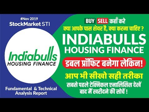 Indiabulls Housing Share News | Indiabulls Share Price Target | Bse Nse BULHSGFIN Stock Buy Sell