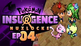 MEW AND CELEBI!! - Pokémon Insurgence Nuzlocke (Episode 4)