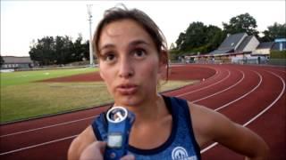 Meeting de Carquefou 2017 - 5000 m féminin