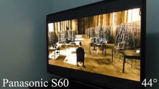 Panasonic S60 Plasma TV Viewing Angle
