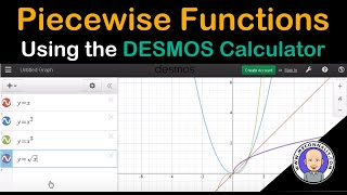 Mr. Connally's Math: Piecewise Functions Using the Desmos.com Calculator