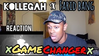 Kollegah & Farid Bang ✖️ GAMECHANGER ✖️ [ official Video ] REACTION