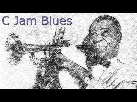 Louis Armstrong - C Jam Blues
