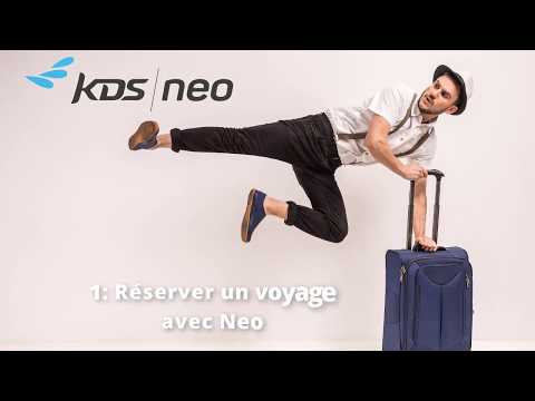 KDS NEO - reservation de voyage d'affaires complet