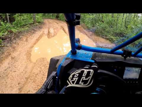 Ride Royal Blue 5/2017 Day 1 Part 4 (Trail #2)