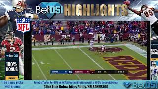 New York Giants vs Washington Redskins FULL HD GAME Highlights Week 14