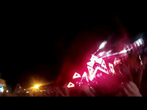 Virtual World Club Dome - I AM Hardwell - Eclipse (The Final Show) GoPro