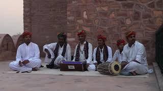 Rajashthani folk song kesariya balam hd