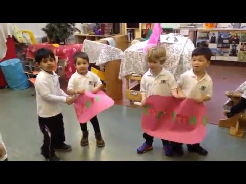 Belmont House Nursery Christmas Video 2015