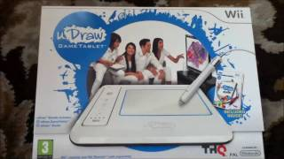 Udraw Game Tablet Wii Review
