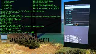 Android root guide on Mac OS X Step #4 (Final): Unlock, Recovery and Root