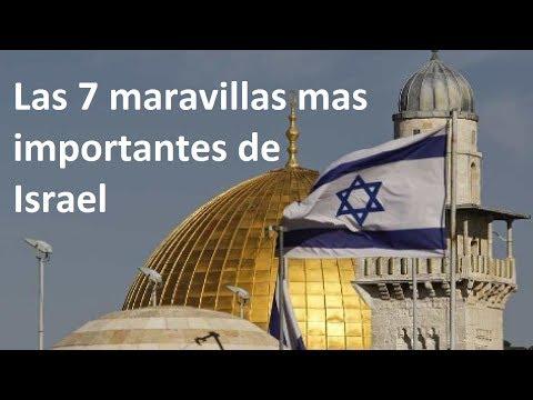 Las 7 Maravillas De Israel - Tierra Santa.