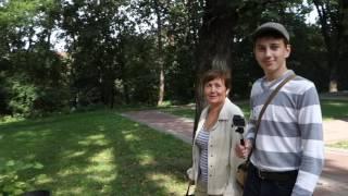 видео Калужский областной краеведческий музей (дом усадьбы Золотарева)