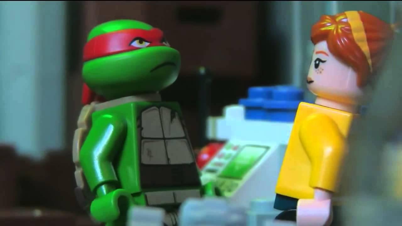 Lego черепашки ниндзя видео игра мой сын не даун эвелина бледанс