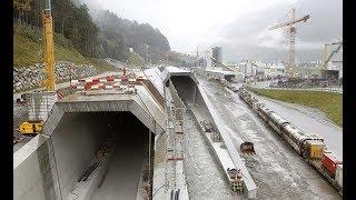 Gigante da Engenharia - Túneis (COMPLETO)