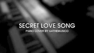Little Mix - Secret Love Song (Piano Cover)