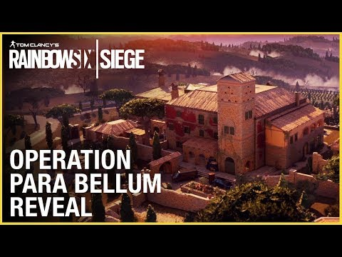 Rainbow Six Siege: Operation Para Bellum Reveal - Pro League Season 7 | LIVESTREAM | Ubisoft [NA]