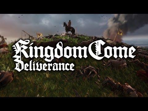 Das Abenteuer beginnt 🎮 KINGDOM COME: DELIVERANCE #001