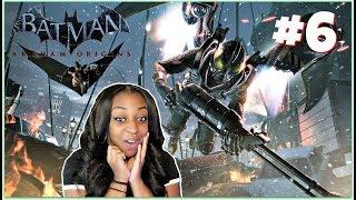 SHOO FLY!! | Batman Arkham Origins Episode 6!!