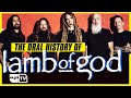 LAMB OF GOD: The Complete History from 'Burn The Priest' To 'Lamb Of God'