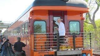 Montana Private car trip on Amtrak Lake Shore Ltd May 2013