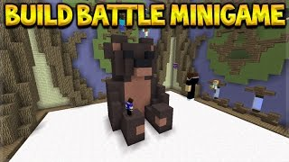 minecraft console edition build battle mini game coming 4jstudios minecon teaser console edition