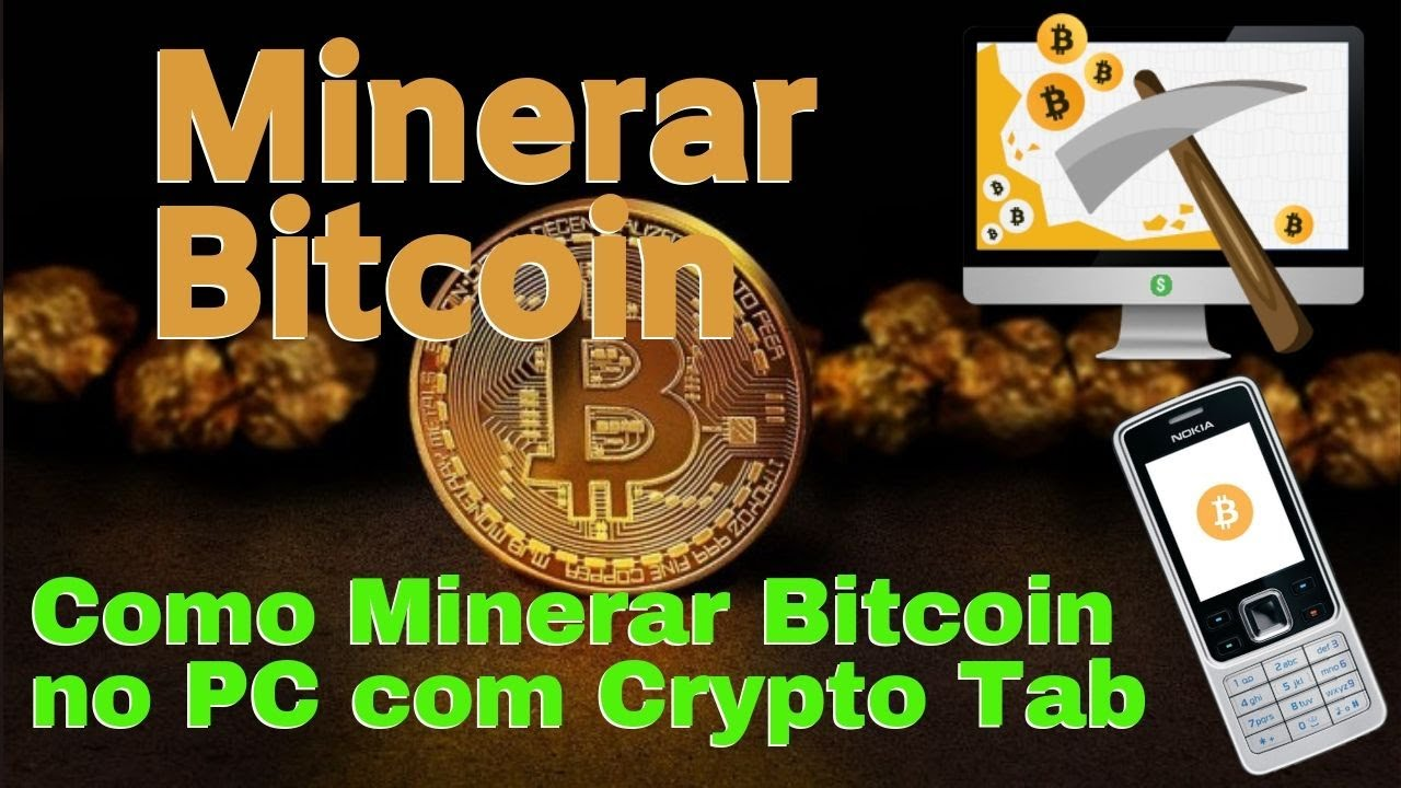 como minerar bitcoin no pc