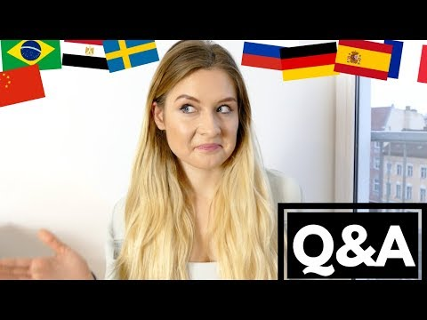 HOW WOULD YOU LEARN A LANGUAGE IF YOU COULDN´T SEE?    LANGUAGE Q&A