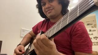 | Tu hi re | Guitar Instrumental | A R Rahman | Guitar Unplugged |Jignesh Sheth |