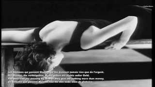 Patricia Kaas Les Hommes Qui Passent version 2015 with France/English/Deutsche/Português subtitles