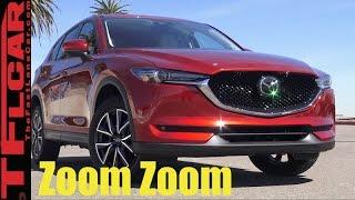 2017 mazda cx 5 sneak peek review mazda s best selling car gets a fancy remake