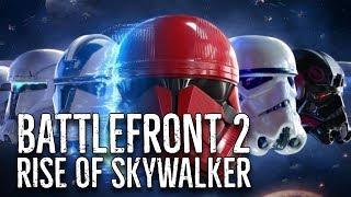 Zawartość z RISE OF SKYWALKER w Battlefroncie 2 - TRAILER [4K]