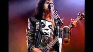 "KISS - Somewhere Between Heaven and Hell ""Video"""