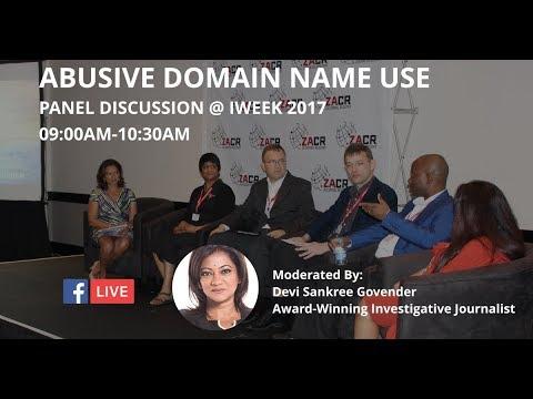 Abusive Domain Name Registrations - iWeek 2017