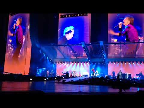 Lucca Italy 23-09-2017.  The Rolling Stones - Let