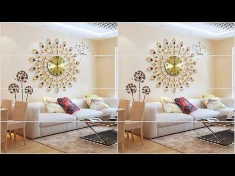 Amazing wall clock design idea..
