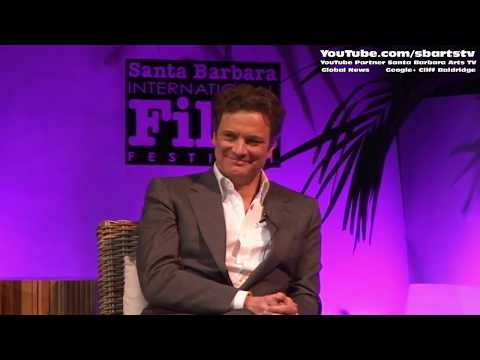 Delightful Colin Firth on His Acting/If He Makes a Prediction, Go The Other Way LOL