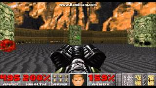 vuclip Let's Play Doom 1: Shores of Hell Level 8 -Last Level