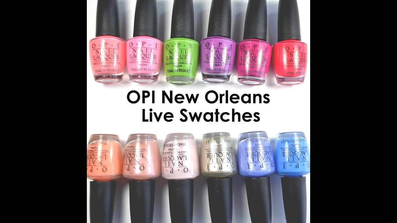 New Orleans Collection 2016 - YouTube