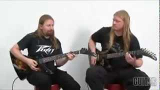 Amon Amarth - War Of The Gods - Guitar Lesson