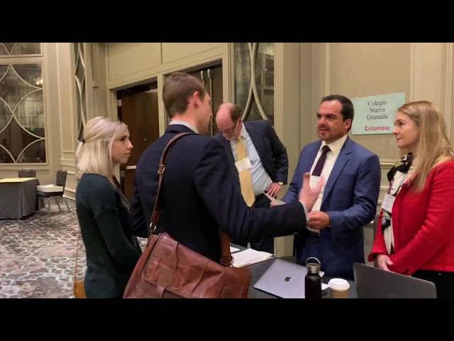 Part 1: Association of American Schools in South America Recruiting Fair December 2019