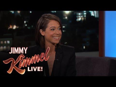 Tatiana Maslany on Emmys, Kiefer Sutherland & Orphan Black