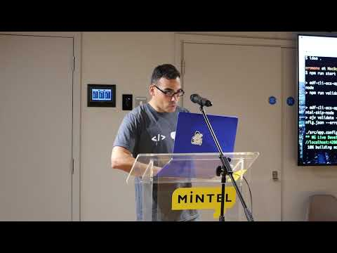 Meetup at Mintel, London - Eugenio Romano