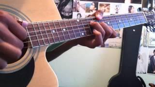 Frozen (Idina Menzel) Let it Go - Acoustic Guitar Cover