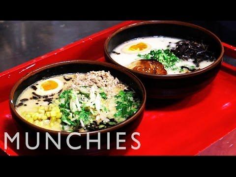The Best Little Ramen In Texas: Ramen Tatsu-Ya (Chef's Night Out)