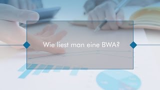 Wie liest man eine BWA?